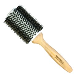 Brushworx Planet Bamboo Porcupine Radial Brush - Large