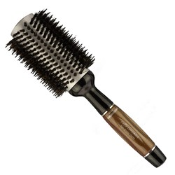 Brushworx Caffe Ceramics Porcupine Radial Hair Brush - Large