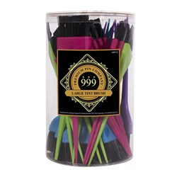 Premium Pin Company 999 Large Tint Brushes, 36pc