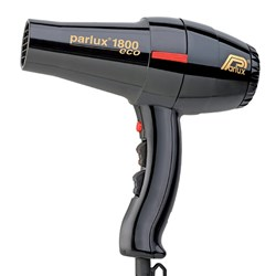 Parlux 1800 Hair Dryer Black