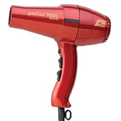Parlux 1800 Hair Dryer Red