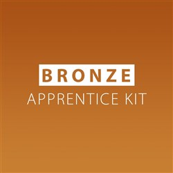 Dateline Professional Apprentice Hairdressing Kit Bronze