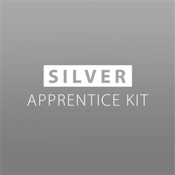 Dateline Professional Apprentice Hairdressing Kit Silver