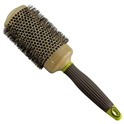 Macadamia Professional Ceramic Hot Tube Brush 53mm