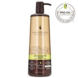 Macadamia Professional Ultra Rich Moisture Conditioner 1L