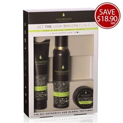 Macadamia Professional Smooth Curls Pack