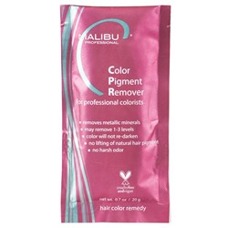 Amazoncom Malibu C Cpr Color Pigment Reducer 3 Packets Of