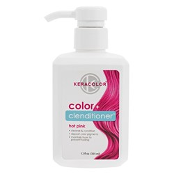 Keracolor Color Clenditioner Colouring Shampoo Hot Pink