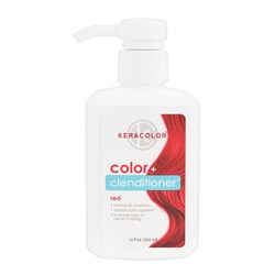 Keracolor Color Clenditioner Colouring Shampoo Red