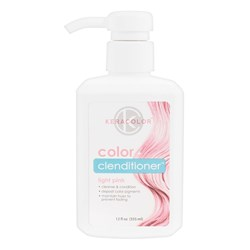 Keracolor Color Clenditioner Colouring Shampoo Light Pink