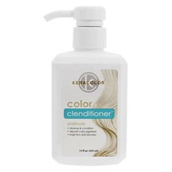 Keracolor Color Clenditioner Colouring Shampoo Platinum
