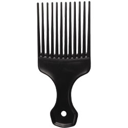 "The comb of choice for curls. Wide tooth combs which gently glide through hair are ideal for detangling, separating curls and creating volume and texture. Best for preventing damage to delicate curly hair. <a href=""/"" title=""Home Hairdresser"">Home Hairdresser</a> offers fast delivery nationwide. More in <a href=""/hair-brushes-and-combs"" title=""Hair Brushes and Combs"">Hair Brushes and Combs</a> section."