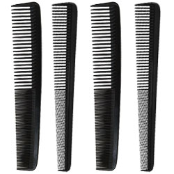 "<!--img src=""https://www.homehairdresser.com.au/images/promobanners/krestgoldilockpromo_category_promo_sep.jpg"" /--> <span style=""font-size: 12px;"">For scissor over comb and clipper over comb cutting techniques, Home <a href=""/hair-products"" title=""Hairdresser"">Hairdresser</a> has an unbeatable range of barber combs. Heavy duty and highly durable barber combs won&rsquo;t bend, so you can be assured of an even haircut every single time.&nbsp;<span style=""color: #5c5a58;"">More in&nbsp;</span><a href=""/hair-brushes-and-combs"" title=""Hair Brushes and Combs"">Hair Brushes and Combs</a><span style=""color: #5c5a58;"">&nbsp;section.</span></span>"