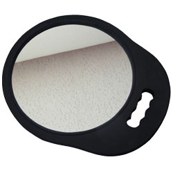 "Home Hairdresser carries a variety of mirror sizes, from large, hairdressing mirrors to show clients their hairstyle to handbag mirrors, accessorised with bling, which are ideal for retail. Home Hairdresser offers free delivery nationwide for all orders over $99. More in <a href=""/tools-and-accessories"" title=""Hairdressing Tools and Accessories"">Hairdressing Tools and Accessories</a>&nbsp;or find all categories in <a href=""/hair-supply"" title=""Hair Supply"">Hair Supply</a> section."