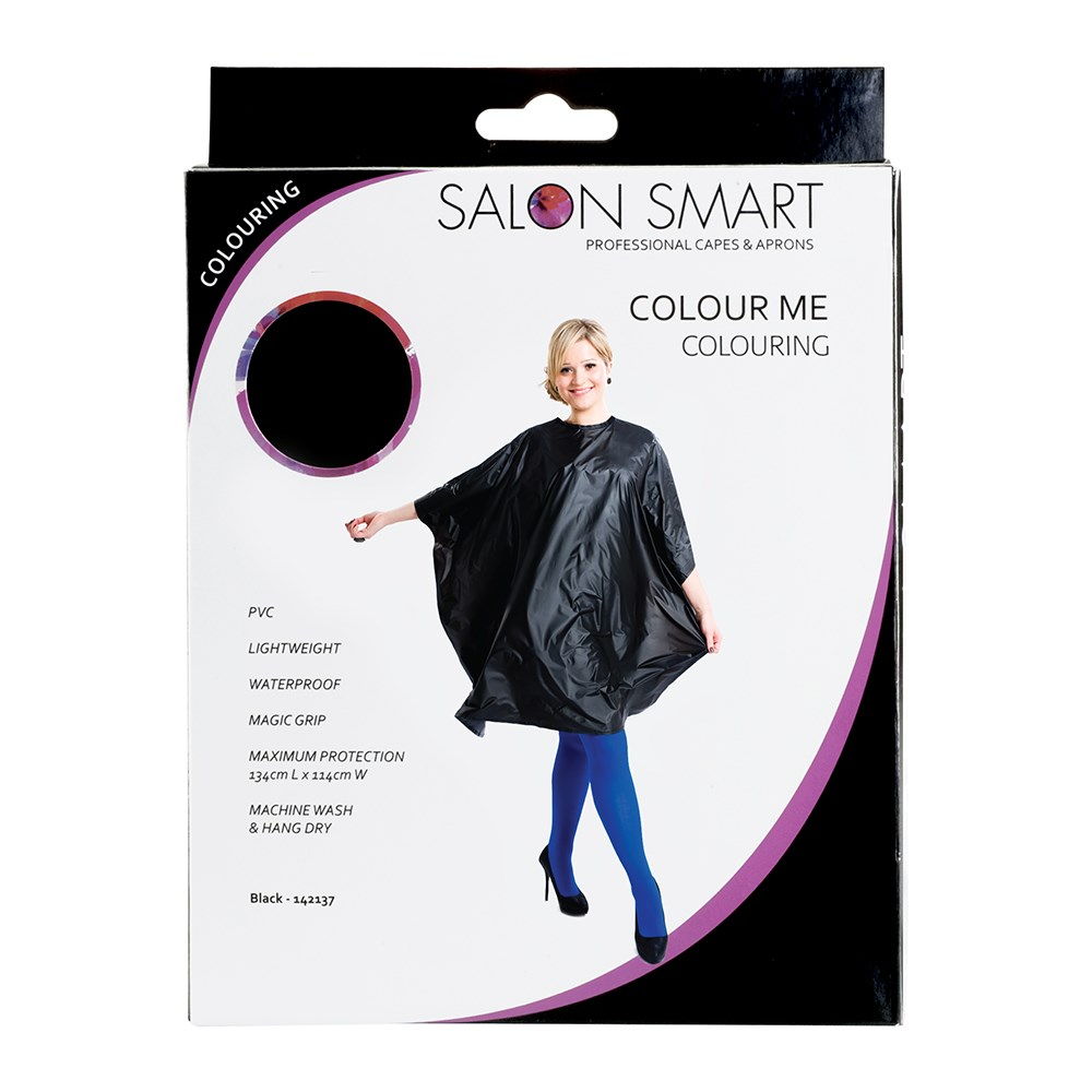 Salon smart colour me hairdressing cape home hairdresser for A class act salon