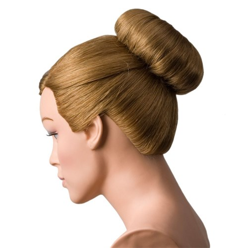 Dress Me Up Hair Donut Blonde Extra Small Home Hairdresser