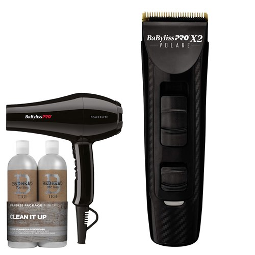 BaBylissPRO Clipper Dryer Hair Expo Special