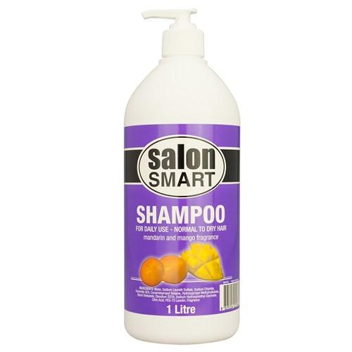 Salon Smart Mandarin Amp Mango Shampoo 1 Litre Home