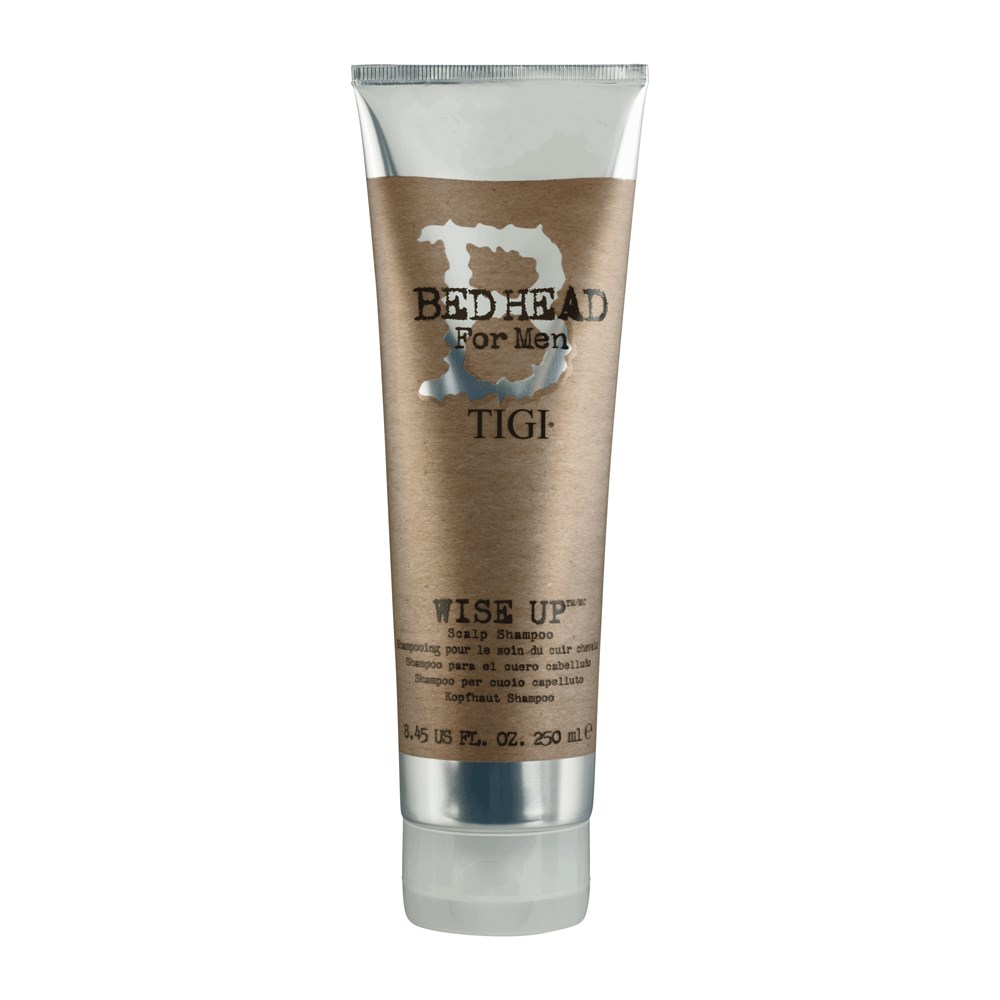 Tigi Bed Head B For Men Wise Up Scalp Shampoo Home
